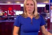 Quand la BBC diffuse par erreur une vidéo d'une fille topless pendant son JT !