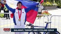 SPORTS BALITA: Salamat, target ang cycling gold