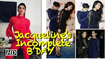 Jacqueline's Incomplete B'DAY without Sonam in TOKYO