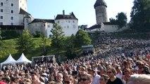 Glen Hansard Astral Weeks (Van Morrison cover) Burg Clam, Austria