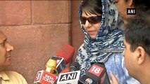 PM Modi agreed that Article 370 is the basis of Jammu and kashmir alliance: Mehbooba Mufti