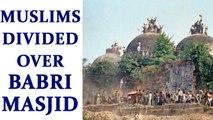 Babri Masjid dispute: Shia Waqf Board says mosque can be built elsewhere | Oneindia News