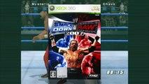SVGR WWE SmackDown vs. RAW 2007 (XBOX 360)