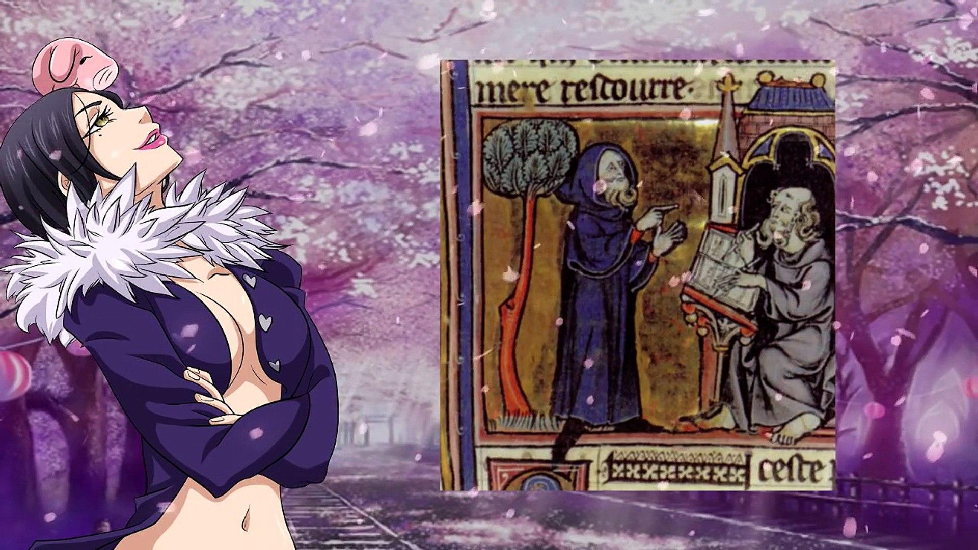 Top 10 Facts Merlin The Seven Deadly Sins Nanatsu No Taizai