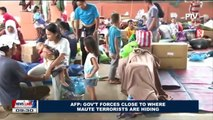 AFP: Government forces close to where Maute terrorists are hiding