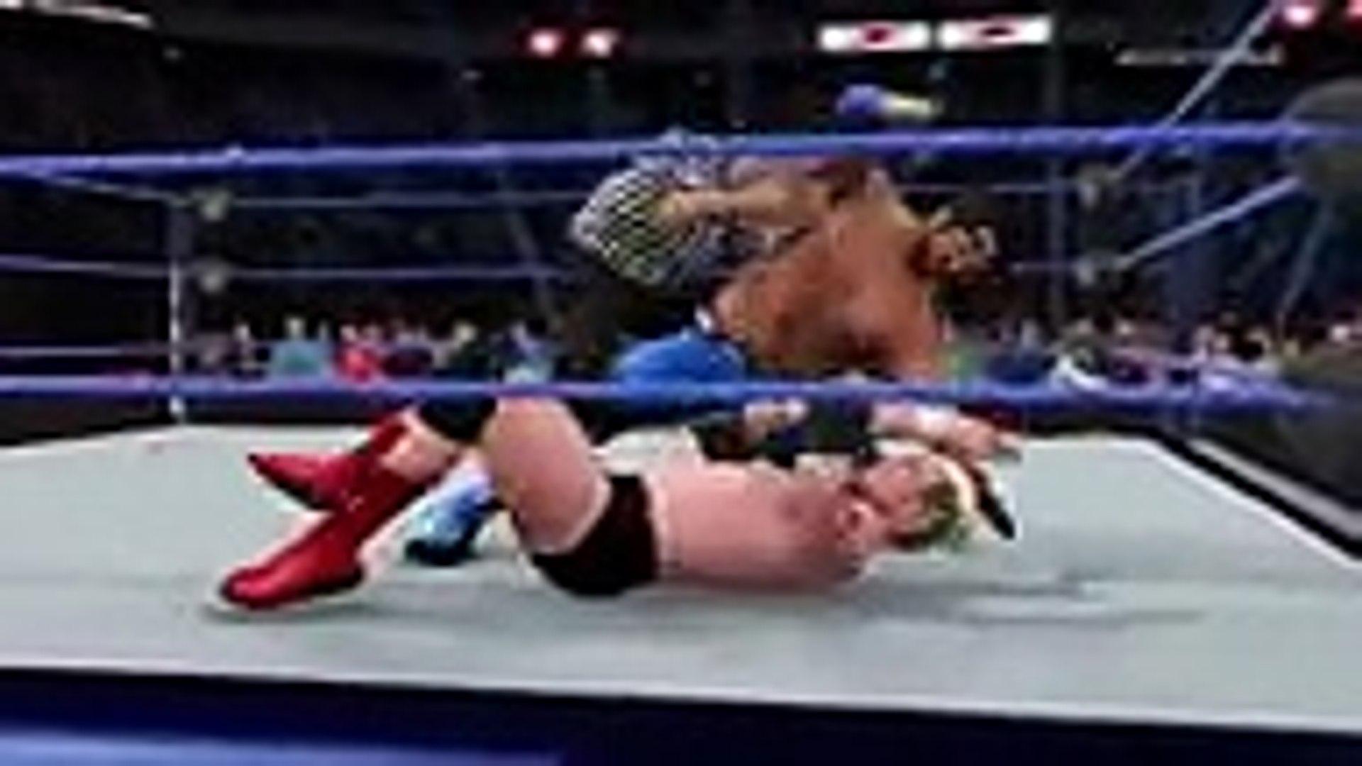 James Ellsworth Wins The WWE World Championship On Smackdown Live! - WWE 2K17 Custom Storyline, tv 2