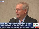 Trump Retweets Fox News Story About Him Possibly Asking McConnell To Step Down