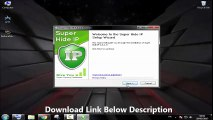 Super Hide IP 3.6.3.2 Serial Key