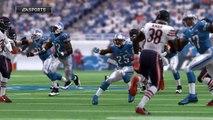 Madden 17 Gameplay | Detroit Lions vs. Chicago Bears | Full Game 2nd Half