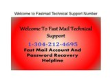 ++1-304-212-4695 +++Fastmail toll free number ++1-304-212-4695+++Fastmail helpline number -