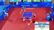 Top Crazy Table Tennis Rallies at the Olympics - USA SPORTS