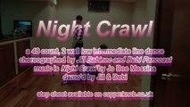 Night Crawl line dance demo