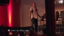 Batting Stance Guy as Ken Griffey at Pete Rose Reds HOF Induction