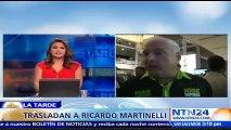 Juez de Estados Unidos autorizó cambiar de centro de detención al expresidente Ricardo Martinelli