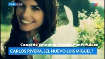 """Música: Carlos Rivera en Argentina """"Desde niño quise ser cantante"""" TN de Noche"""