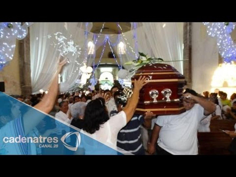Guerrero le llora al padre 'Goyo' en su funeral