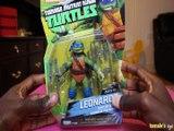 NICKELODEON TEENAGE MUTANT NINJA TURTLES LEONARDO TURTLES LEADER FIGURE UNBOXING Toys BABY Videos