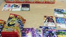 金色のガッシュベル!! 6BOX 開封レビュー ザ・カード・バトル レベル11 真緋の新しき力 カードダス Sカードやウルトラレアなど! ティオ 暴れん坊状態 konjiki no