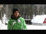 Kicking Horse Part 2 - Freeriding with Margot and Lesley
