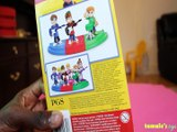 ALVIN & THE CHIPMUNKS RICKIN' ALVIN WITH STAGE FIGURE GUITAR UNBOXING  Toys BABY Videos