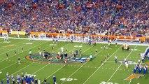 Unveiling of Steve Spurrier Florida Field at Ben Hill Griffin Stadium