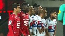 11/08/17 : Benjamin Bourigeaud (86') : Rennes - Lyon (1-2)