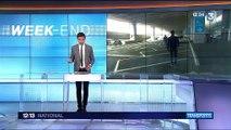 Transports : la police accentue les contrôles sur les chauffeurs aux abords des aéroports