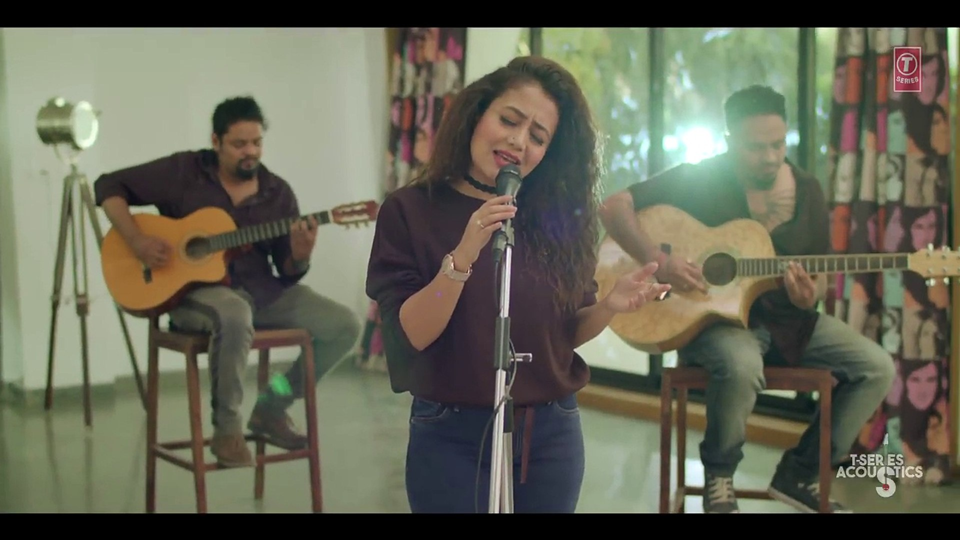 Maahi Ve Unplugged Video Song  - T-Series Acoustics - Neha Kakkar---- - T-Series