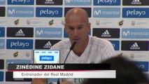 El Real Madrid prepara la Supercopa de España
