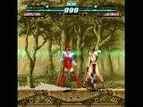 M.U.G.E.N. Wonder Momo (me) vs. Mai Shiranui (Black_Dahlia)