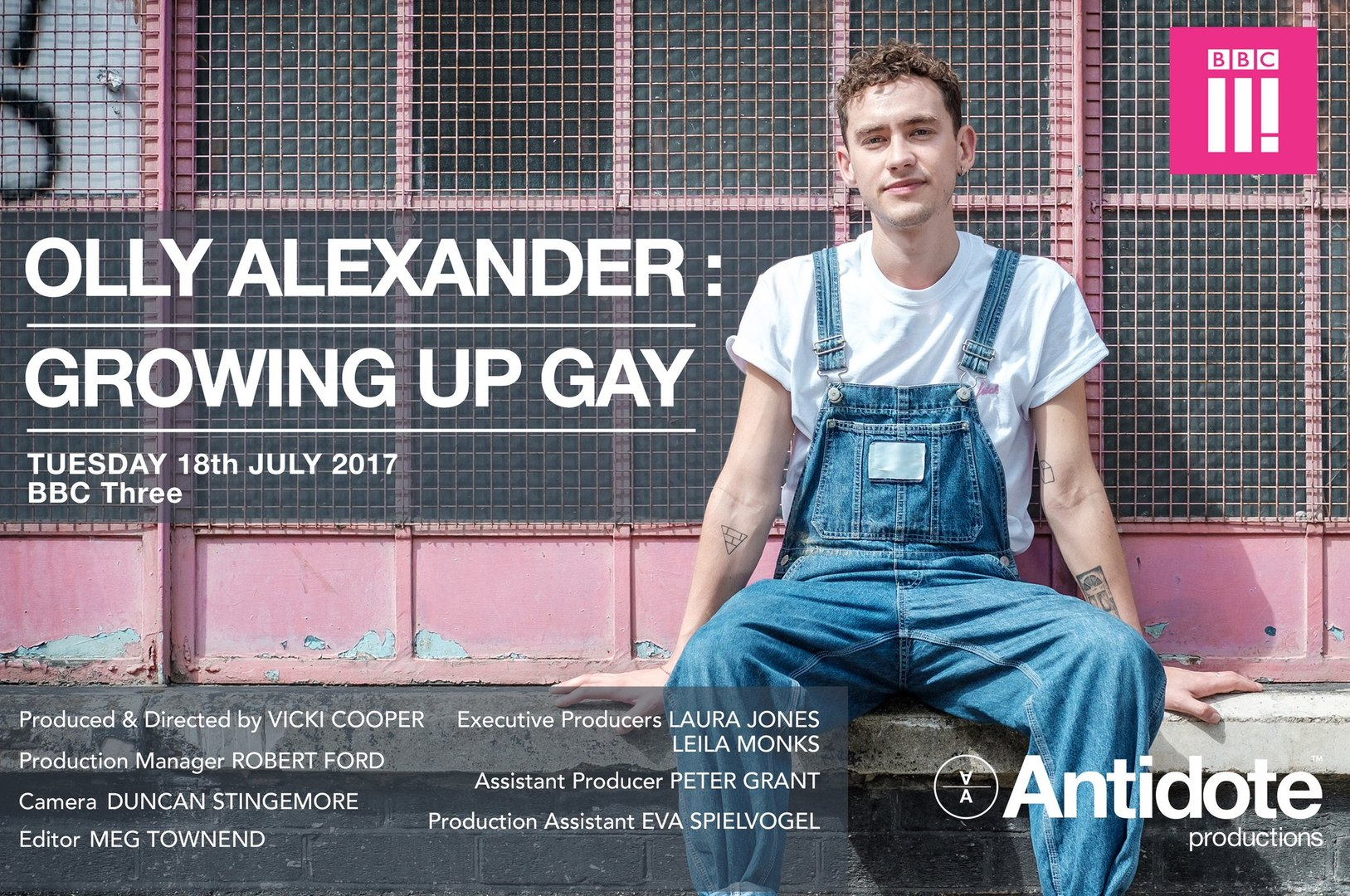 BBC Documentaries: Olly Alexander - Growing Up Gay (2017) – Видео ...