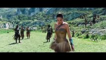 Wonder Woman Behind The Scenes Extended Featurette (Gal Gadot, Chris Pine, Robin Wright)