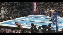Kenny Omega vs Kazuchika Okada- Full G1 Final B Block Match -8-12-17 NJPW G1 climax 27 Day 18