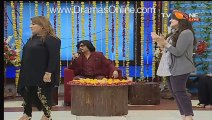 Check out Another Dance of Shabbir Jan's Wife in Sahir Lodhi's Morning Show