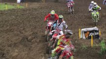 EMX300 Presented by FMF Racing - MXGP of Switzerland 2017 Presented by iXS Race 1 Highlights
