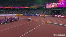 Johannes Vetter / Mens Javelin Throw / 89.89 Opening throw / FINAL