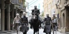 Game of Thrones Season 7 Episode 5 (Kit Harington kiss with Emilia Clarke)