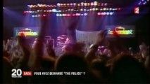 Musique : Police, d'un groupe punk provocateur à une légende de la pop