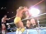 The Fantastics vs Tully Blanchard & Arn Anderson Crockett Cup April 19th, 1986