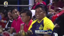 Shadab Khan ball by ball spell - 1/20 for Trinbago Knight Riders against Barbados Tridents in CPL 2017