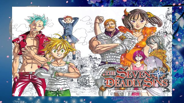 The Seven Deadly Sins ALL CHARACTER SINS EXPLAINED | Nanatsu No Taizai |