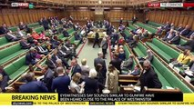 WESTMINSTER TERROR BREAKING COVERAGE: Parliament lockdown after stabbing & vehicle attack