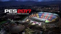 Boca Juniors vs. River Plate Superclássico Argentino Nível ESTRELA!   PES 2017 Demo [PT BR