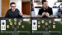 FIFA 17 SQUAD BUILDER SHOWDOWN!!! PLAYER OF THE MONTH STERLING!!! Purple Raheem Sterling S