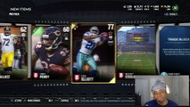 WTF!! SO MANY DROPPED PASSES!!! KEENAN ALLEN THE BEST WR DOE!! The Replacements MUT 17