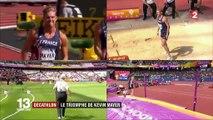 Athlétisme : Kévin Mayer, le nouveau roi du décathlon