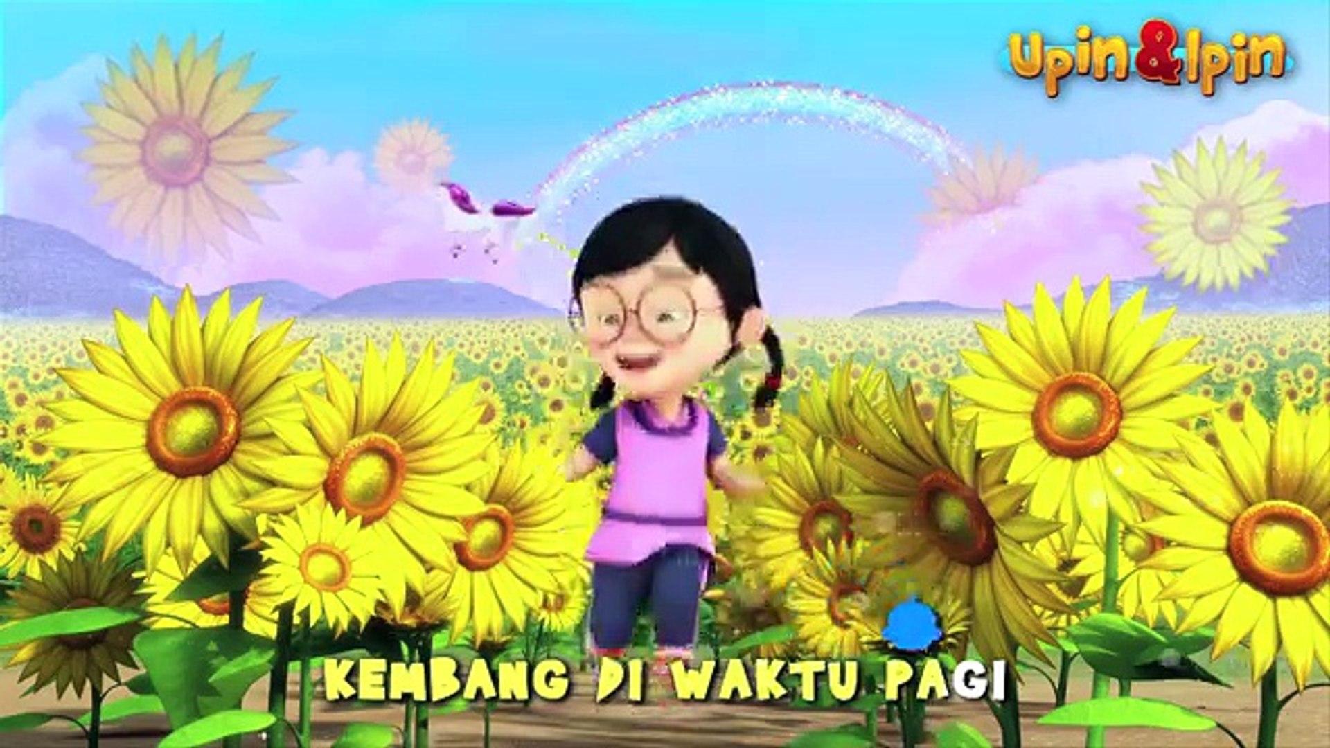 Upin & Ipin Bunga Matahari Sing Along