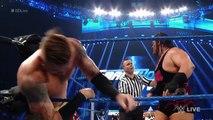 Rhyno vs. Heath Slater If Heath Slater wins, he receives a contract: SmackDown Live, Aug.