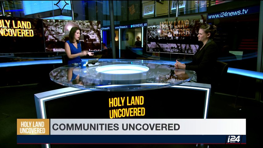 HOLY LAND UNCOVERED | Communities uncovered : Jehovah's Witnesses | Sunday, August 13th 2017