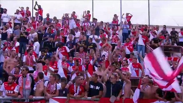 Dijon 1-4 Monaco But Falcao 13.08.2017